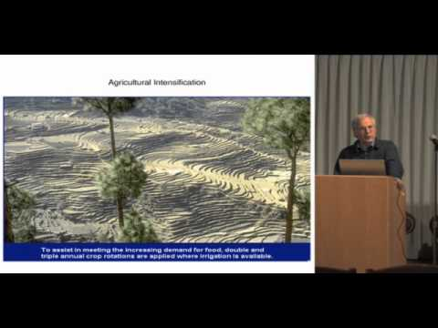 Hans Schreier - Drivers of environmental change: the case of the mountains