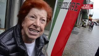 """Predappio, saluti romani e inni al Duce. """"Votiamo Salvini"""""""