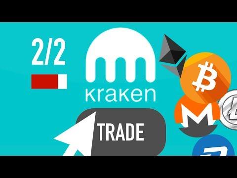 [TUTORIEL]Kraken De K à N (Partie 2) : Stop Loss, Take Profit, Conditional Close, Mode Avancé...