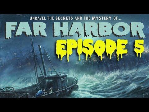 FALLOUT 4 (Far Harbor) #5 : Such a good idea