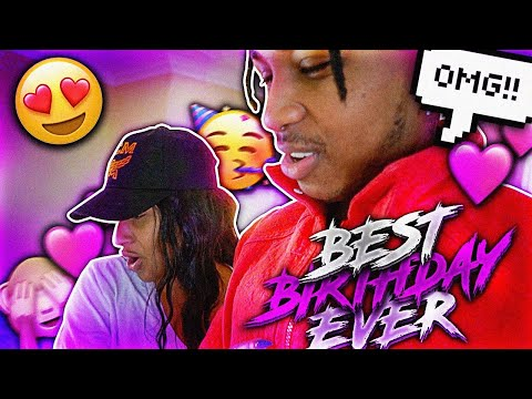 THE BEST BIRTHDAY SURPRISE EVER!! **emotional**