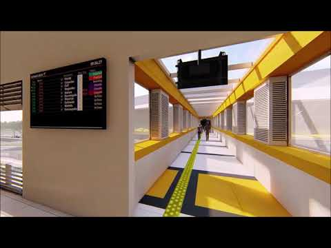 Multi-Modal Transport Hub - Makumbura