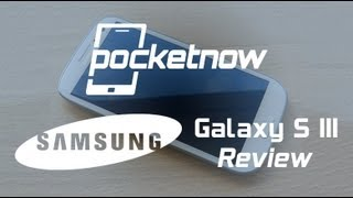 Samsung Galaxy S III Review | Pocketnow