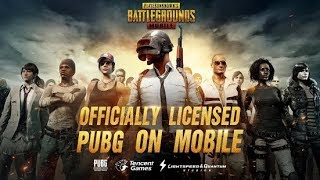 PUBG MOBİLE - iPhone/iPad & Android GamePlay