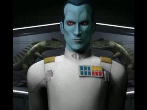 Resultado de imagem para star wars rebels thrawn