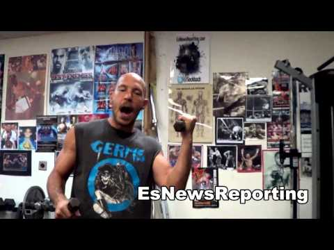 Thumbnail: Want Fast Hands? How To Improve Hand Speed For Fighter - esnews boxing