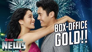 'Crazy Rich Asians' Strikes Gold; Spacey Movie Makes $600 - Charting with Dan!
