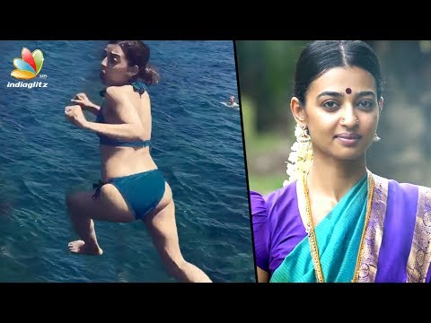 Radhika Apte shares an underwater photo in a bikini | Hot Cinema News