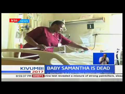 DEVELOPING STORY: Samatha Pendo succumbs to her police wounds after the post election chaos