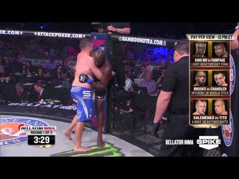 Bellator MMA: Cheick Kongo vs. Eric Smith