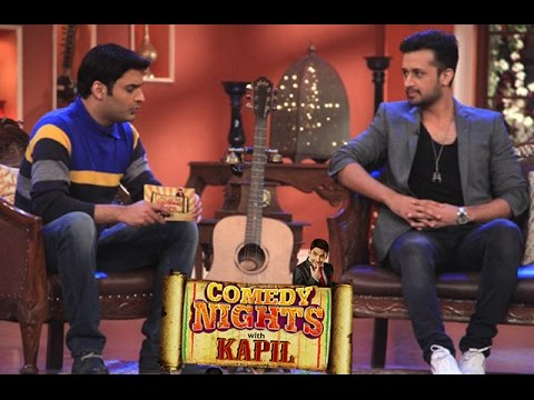 Atif Aslam On Comedy Nights With Kapil | 7th December | Full Episode