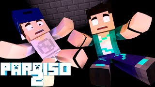 Minecraft: PARAÍSO 2 - #03 CHEGAMOS AO PARAISO!