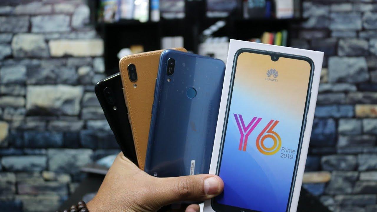 فتح علبة Y6 Prime 2019 Huawei Huaweiegypt Youtube