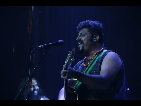 Raghu Dixit   Mysore Se Aayi Hai Live Performance   Radio City Freedom Awards 2014