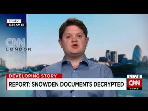George Howell grilling Tom Harper on CNN edited :D