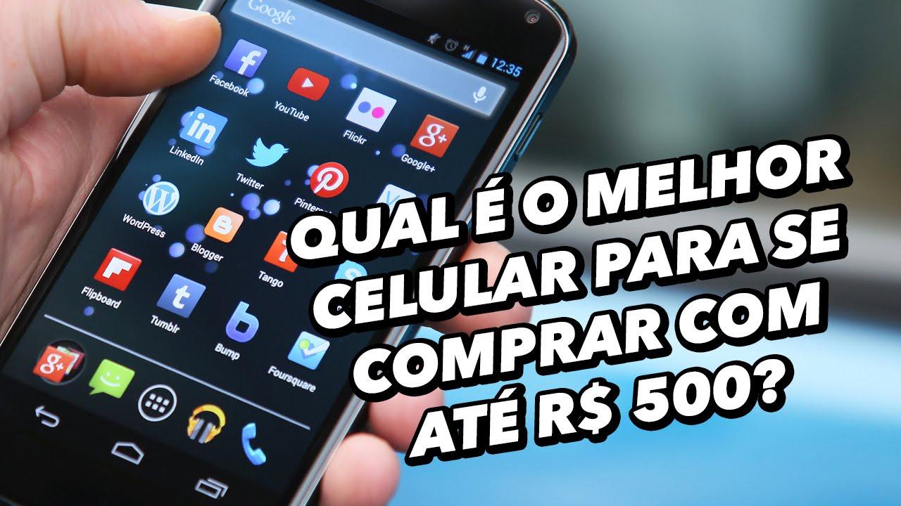 5 bons celulares para comprar com at r 500 tecmundo youtube - Donde comprar fundas para moviles ...