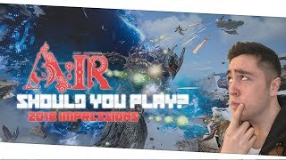 Should You Play Ascent: Infinite Realm? Everything You Need To Know About The Project A:IR MMORPG!
