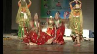 Dharti Dhorari ( Rajasthani Group Dance )