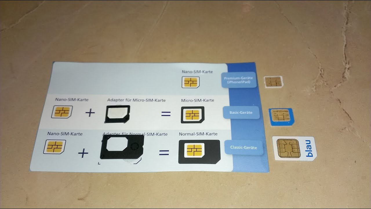sim adapter from nano sim to micro sim or regular sim card. Black Bedroom Furniture Sets. Home Design Ideas