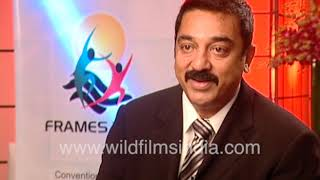 Kamal Haasan: I am a son of technology, entertainment and technology go together
