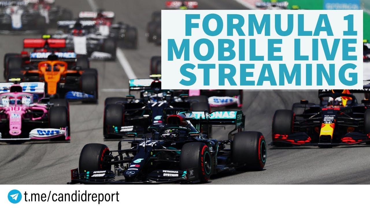 FORMULA 1 LIVE STREAMING : 🎮 F1 MOBILE casual gameplay📱 - YouTube