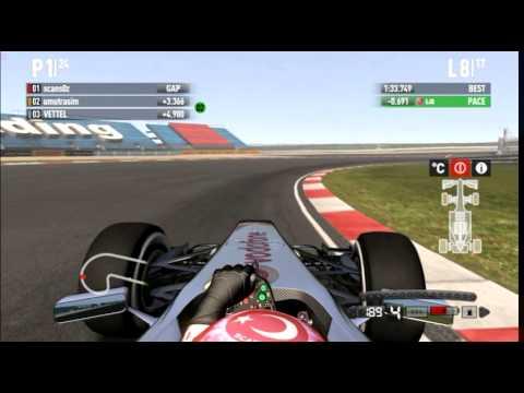 F1 2011 Co-Op Season 3/19 Shanghai