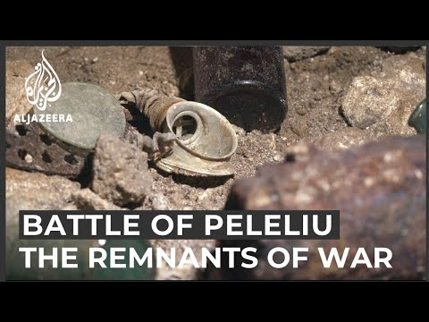 Japan Searches For WWII Soldiers' Remains On Peleliu