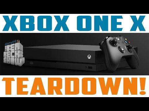 Xbox One X Teardown