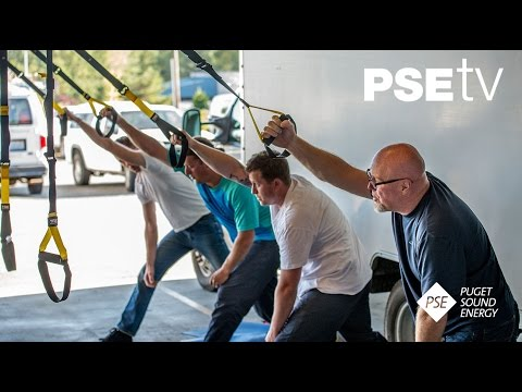 PSE Athlete program gets field crews exercising in different way