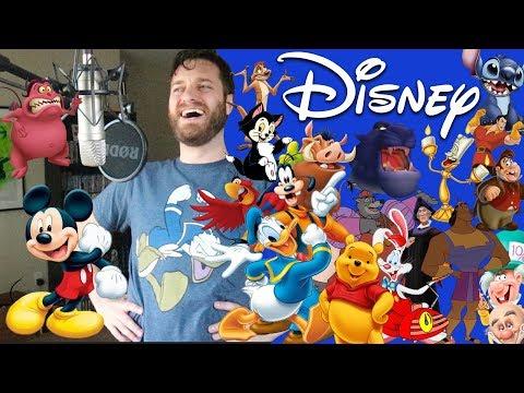20 Disney Impressions