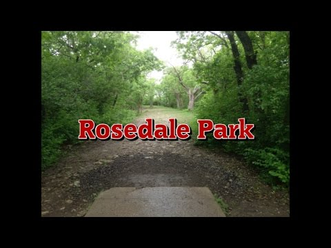 Disc Golf at Rosedale Park