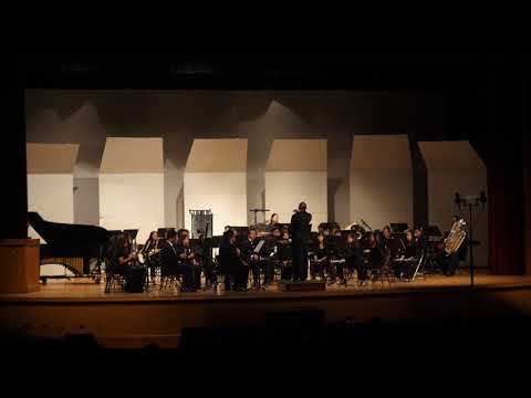 University of Hawaii Concert Band — 2017 Fall Concert