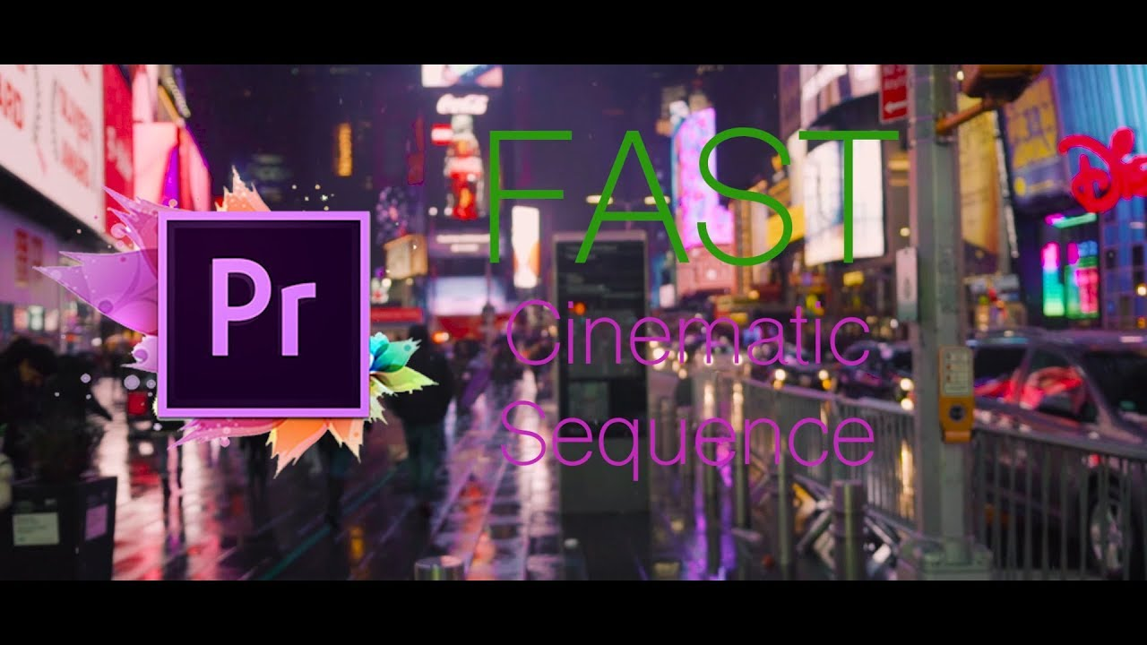 how to make a video on adobe premiere