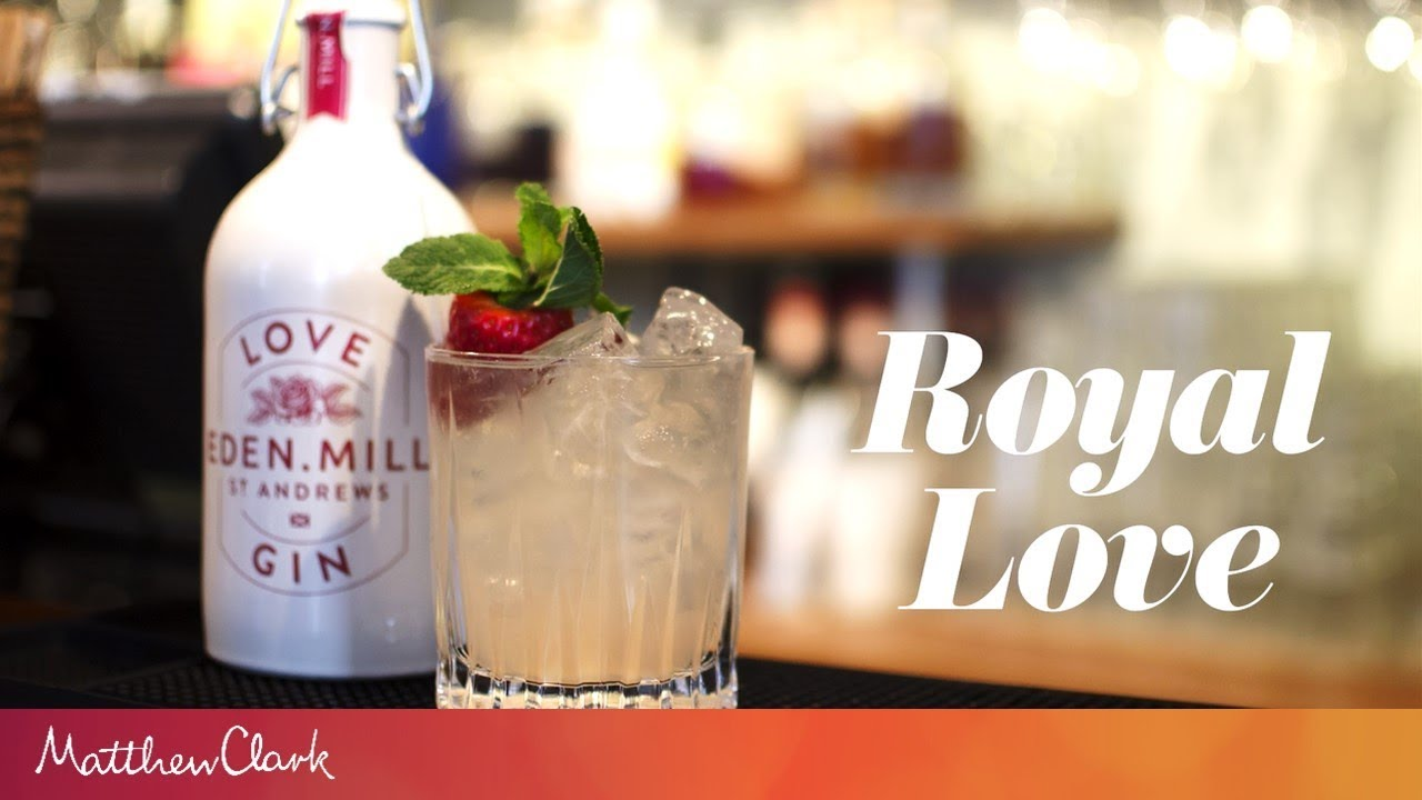 Royal Love|Royal Wedding Cocktails