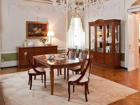 Итальянская гостиная Caruso фабрики A.L.F. GROUP
