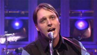 Win Butler (Arcade Fire) smashed guitar on SNL (HD)