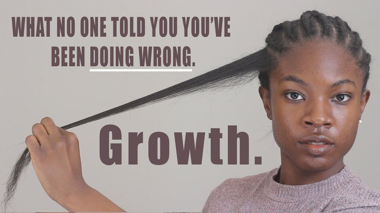 Download The Real Reason Why Protective Styles Aren't Growing Your Hair