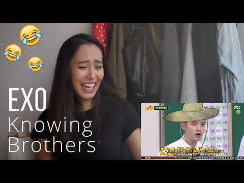 WATCH EXO KNOWING BROTHERS (아는 형님) WITH ME!