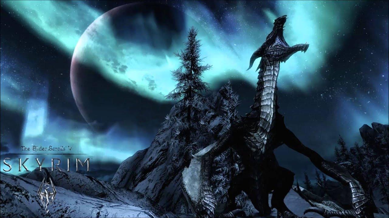 The Elder Scrolls V Skyrim Soundtrack The Bannered Mare Youtube