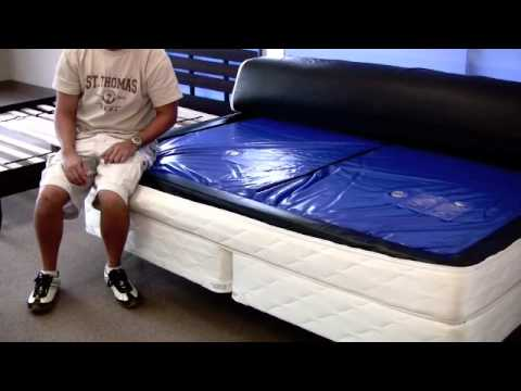 What is a Softside Waterbed Mattress?