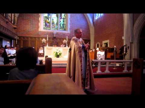The Rt. Rev. Marc H  Andrus, Bishop of California  Sermon II 10310  St.  Paul's  Oakland, CA