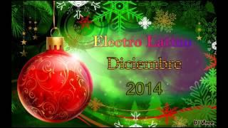 Electro Latino Diciembre 2014 (DJ Vince)