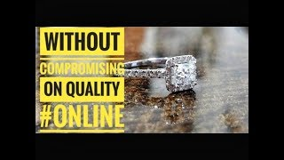 How to save a great deal on a diamond  engagement ring without compromising on quality #online