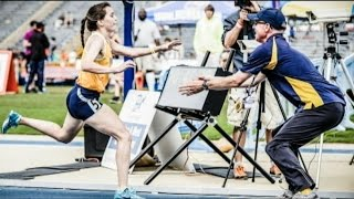 Young Athlete Pushes the Limits of a Crippling Disease