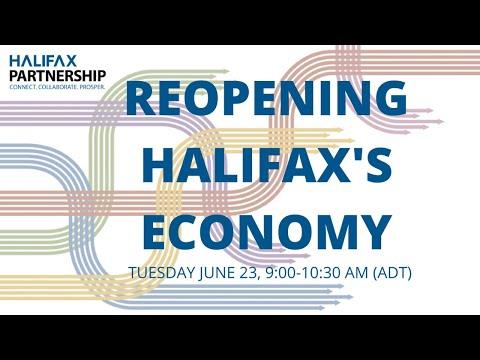 Reopening Halifax's Economy