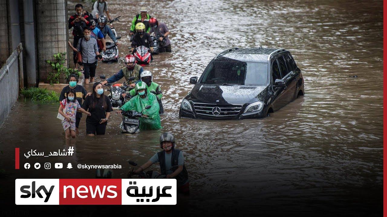 المغرب.. فيضانات في مدينة تطوان من جراء الأمطار الغزيرة  - نشر قبل 1 ساعة