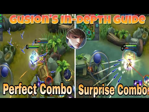 Gusion In-depth Guide   All Combo And Build Explained   Mobile Legends
