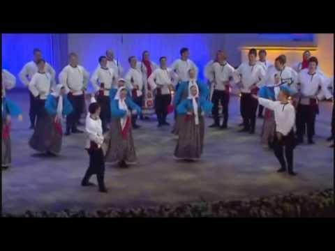 Калинка малинка моя HD Русский танец Kalinka Malinka Moya Hot Russian dance. Pyatnitsky Choir Superb