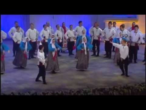 Калинка малинка моя HD Русский танец Kalinka Malinka Moya Hot Russian Dance. Pyatnitsky Choir Superb