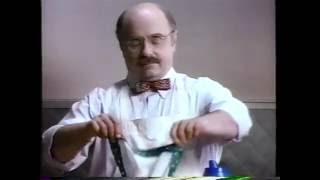 <b>Cheer</b> Detergent - <b>Cheer</b> Guy [JoBe Cerny] Hamburger Test (<b>1993</b> ...